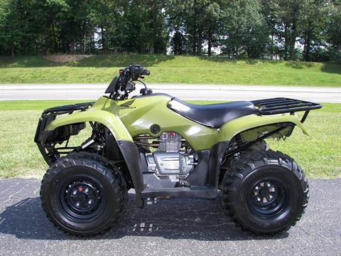 2017 Honda FourTrax Recon ES Green (TRX250TE) in Lapeer, Michigan