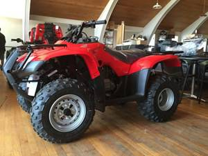 2017 Honda FourTrax Recon ES Green (TRX250TE) in Lapeer, Michigan - Photo 4