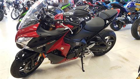 2016 Suzuki GSX-S1000F ABS in Phoenix, Arizona
