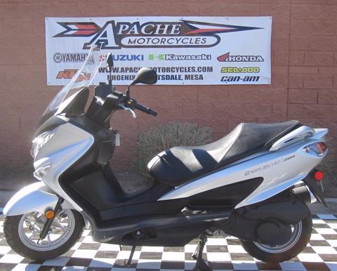 2014 Suzuki Burgman™ 200 ABS in Phoenix, Arizona