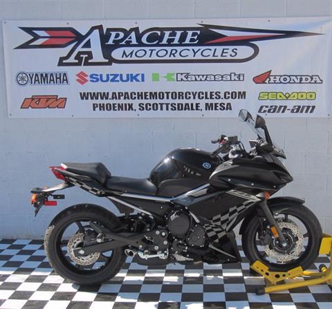 2014 Yamaha FZ6R in Phoenix, Arizona