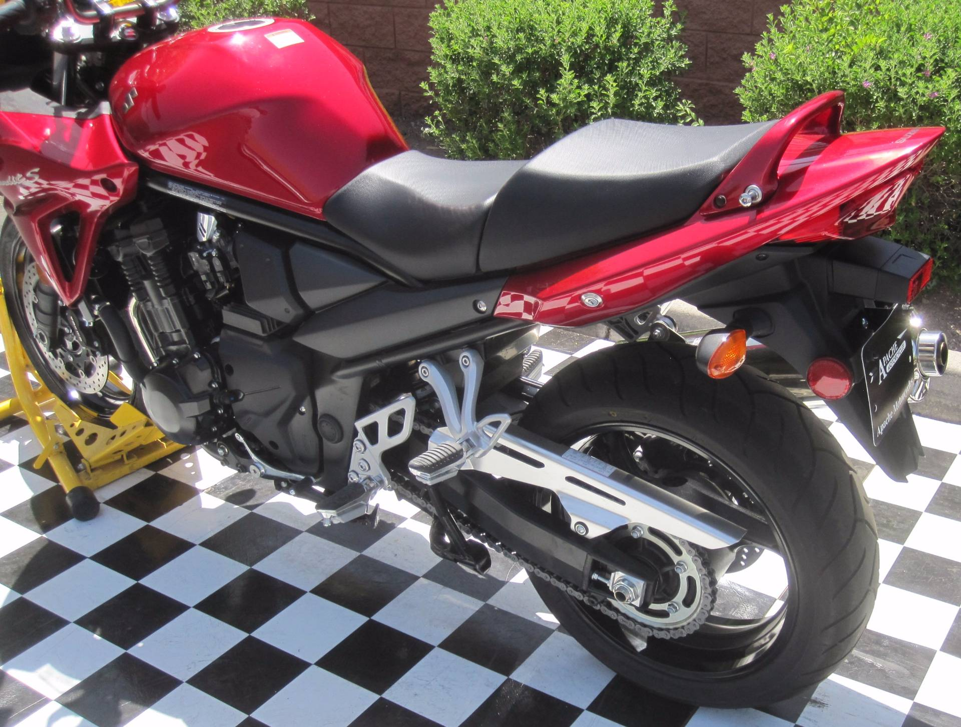 2016 Suzuki Bandit 1250S ABS in Phoenix, Arizona