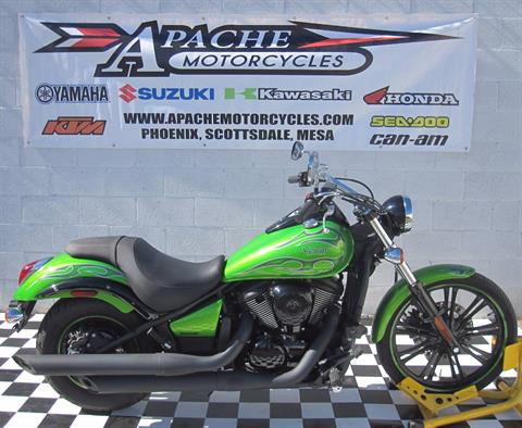 2014 Kawasaki Vulcan® 900 Custom in Phoenix, Arizona
