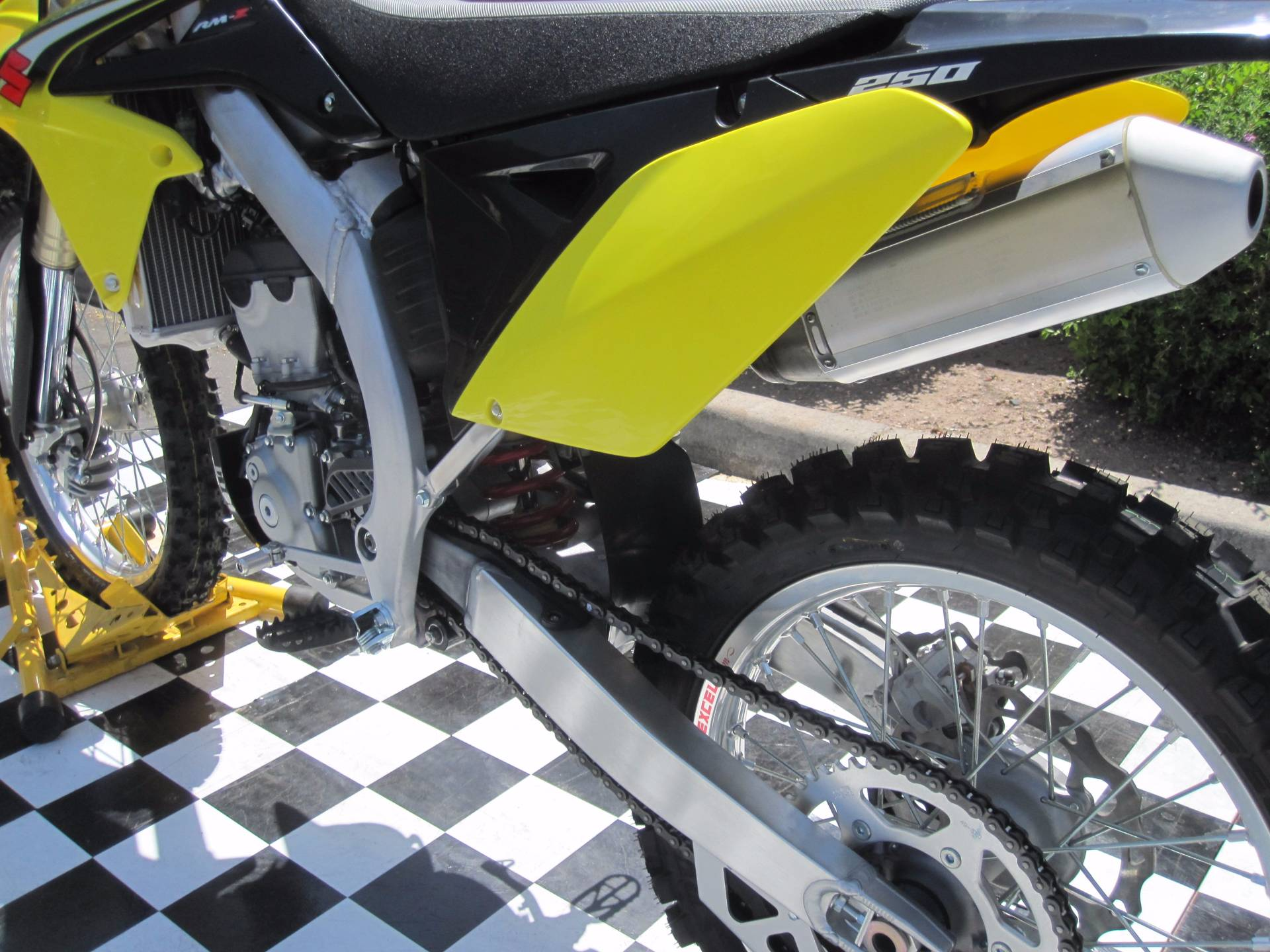 2016 Suzuki RM-Z250 in Phoenix, Arizona