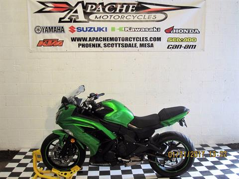 2015 Kawasaki Ninja® 650 in Phoenix, Arizona