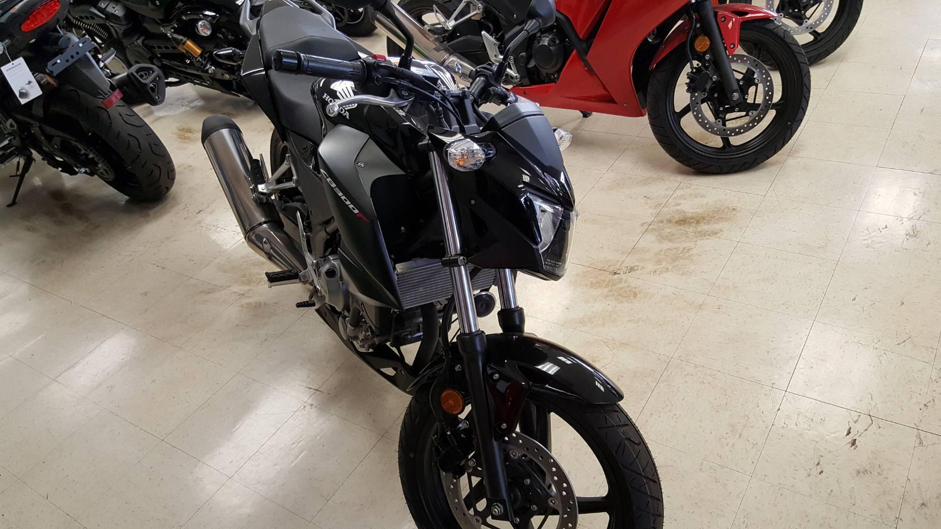 2016 Honda CB300F in Phoenix, Arizona