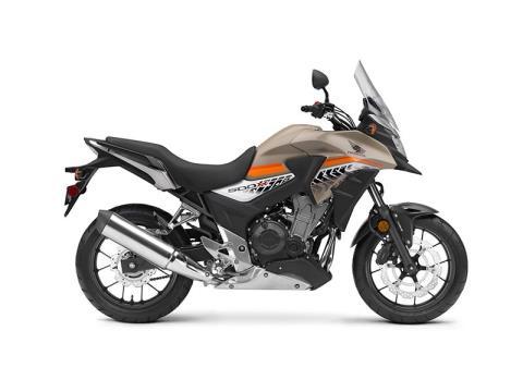 2016 Honda CB500X ABS in Phoenix, Arizona