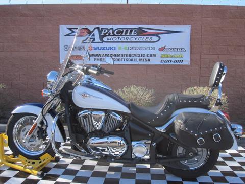 2013 Kawasaki Vulcan® 900 Classic LT in Phoenix, Arizona