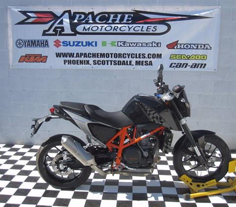 2014 KTM 690 Duke ABS in Phoenix, Arizona
