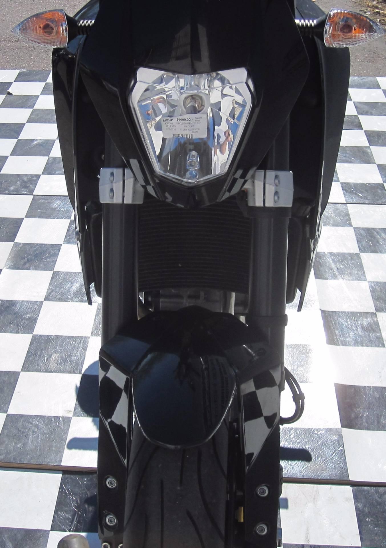 2014 KTM 690 Duke ABS in Phoenix, Arizona