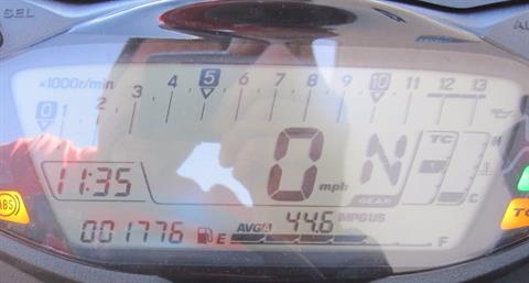 2016 Suzuki GSX-S1000 ABS in Phoenix, Arizona