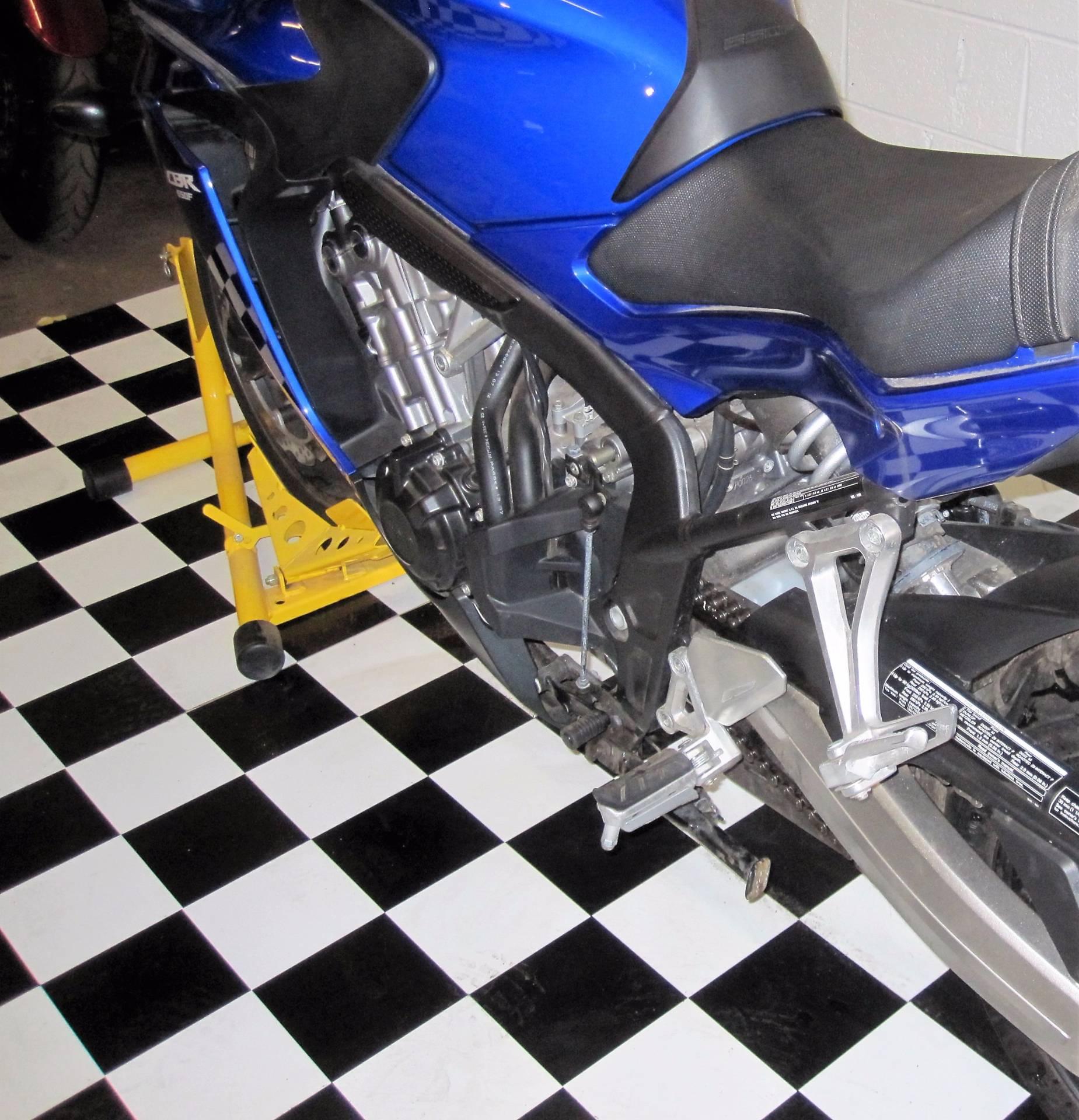 2014 Honda CBR®650F in Phoenix, Arizona