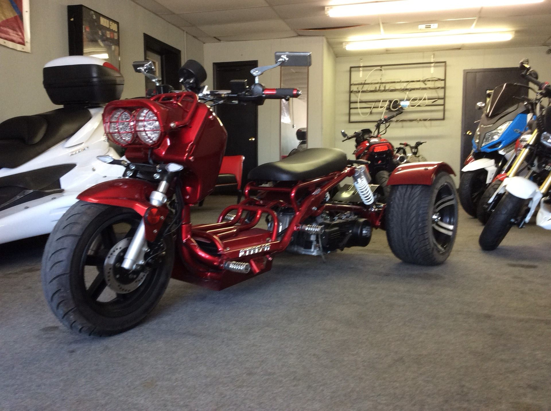2017 Other 150cc Trike in Tulsa, Oklahoma