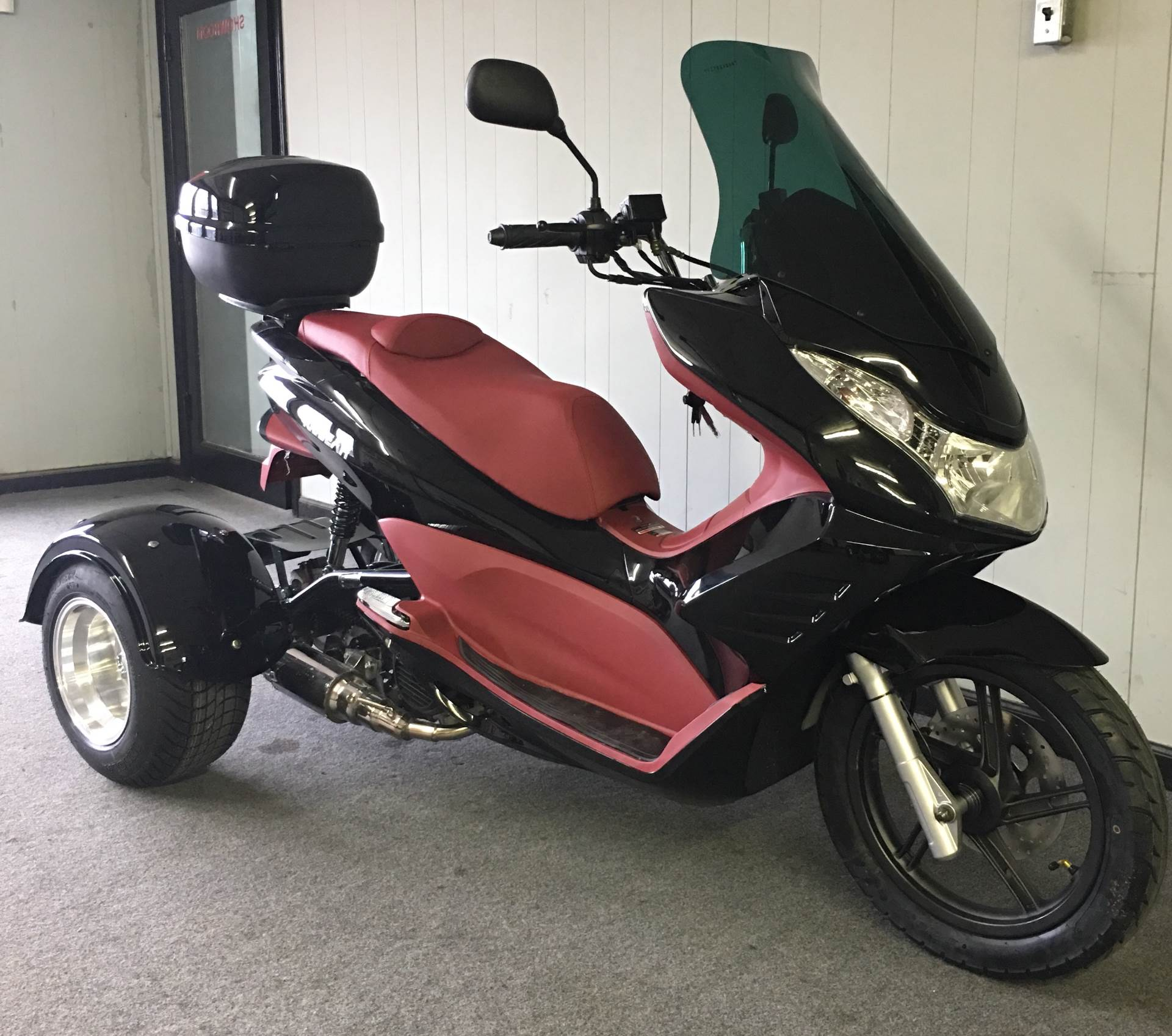 2017 Other Scooter Trike 150 in Tulsa, Oklahoma
