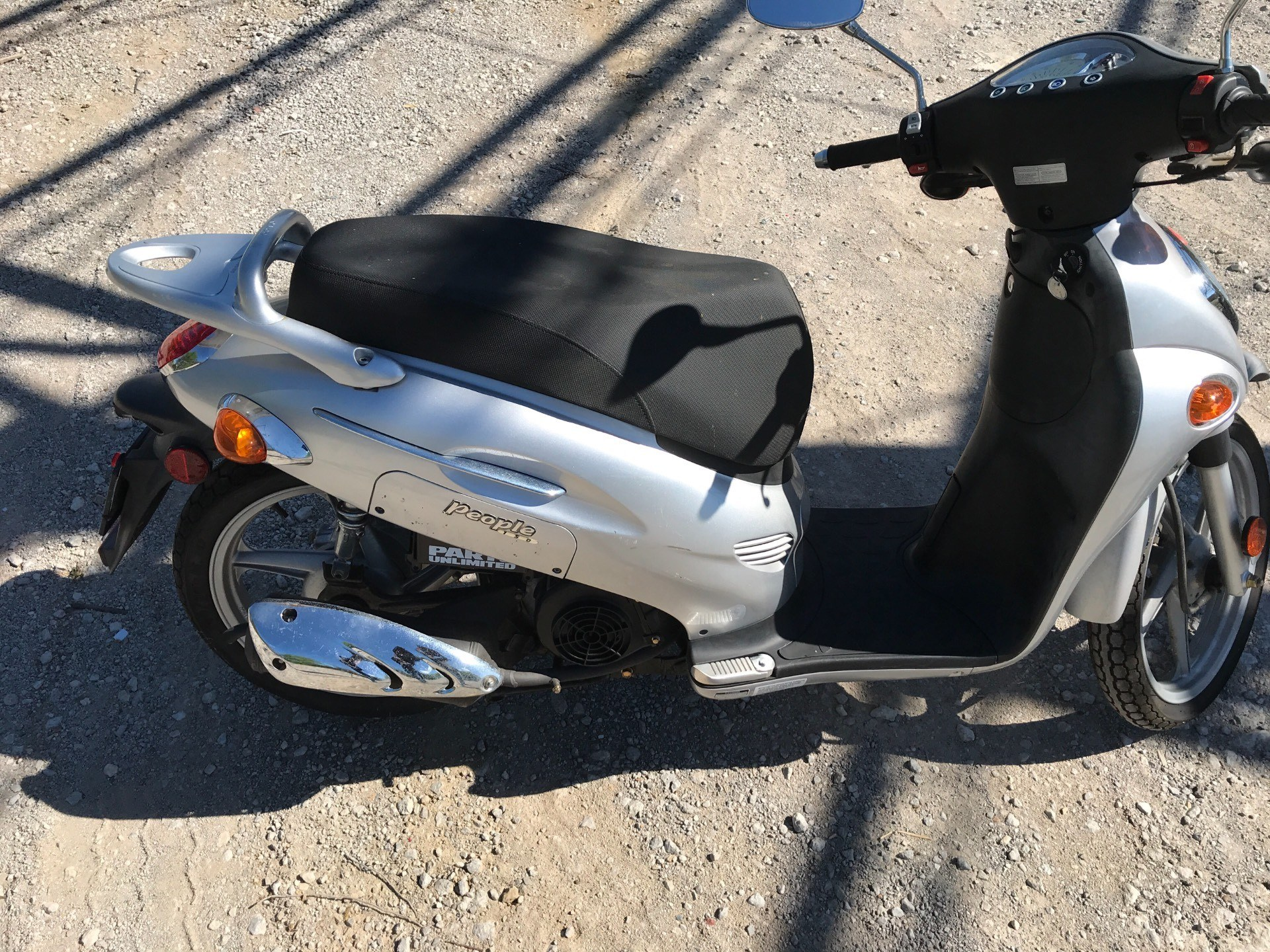 2005 Kymco People 150 in Tulsa, Oklahoma