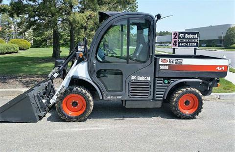 2016 Bobcat Toolcat 5600 in Maspeth, New York
