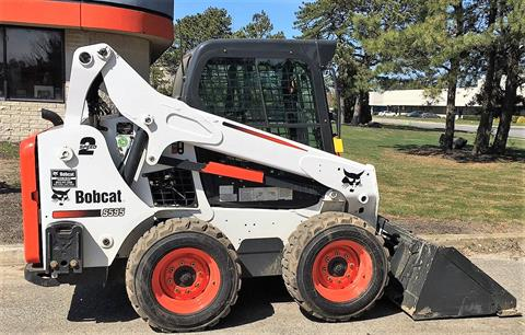 2016 Bobcat S595 in Maspeth, New York
