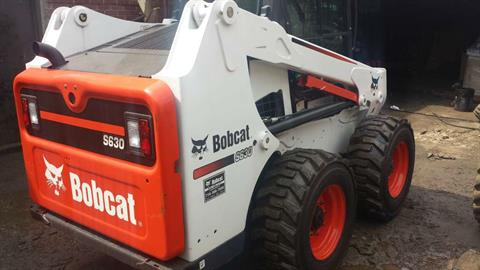 2015 Bobcat S630 in Maspeth, New York