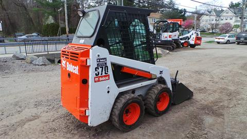 2016 Bobcat S70 in Maspeth, New York