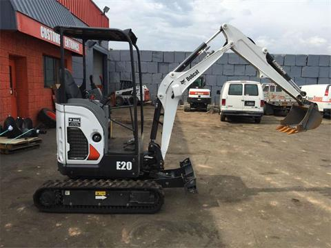 2016 Bobcat E20 in Maspeth, New York