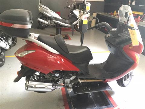 2013 Kymco DOWNTOWN 200i in Clearwater, Florida