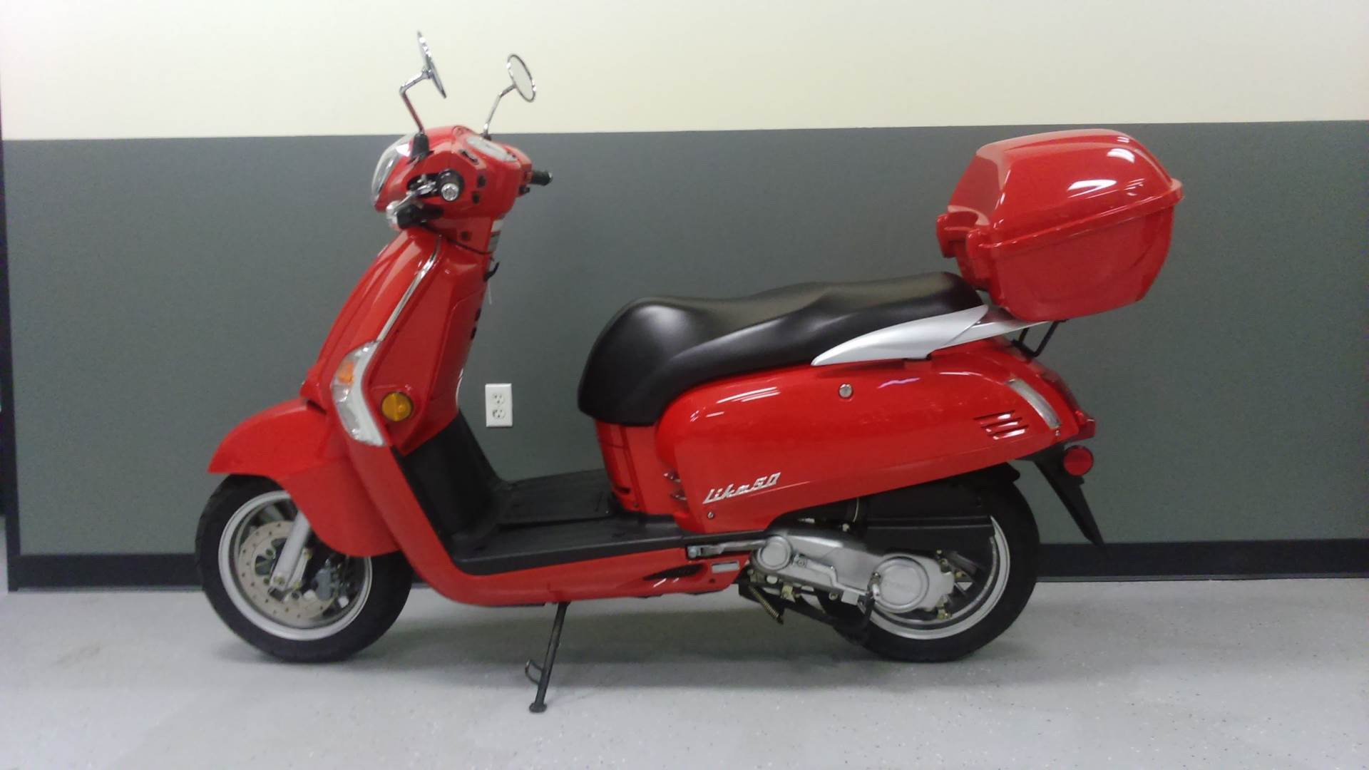 Used 2013 Kymco KWANG YANG LIKE 50 Scooters in Clearwater, FL ...