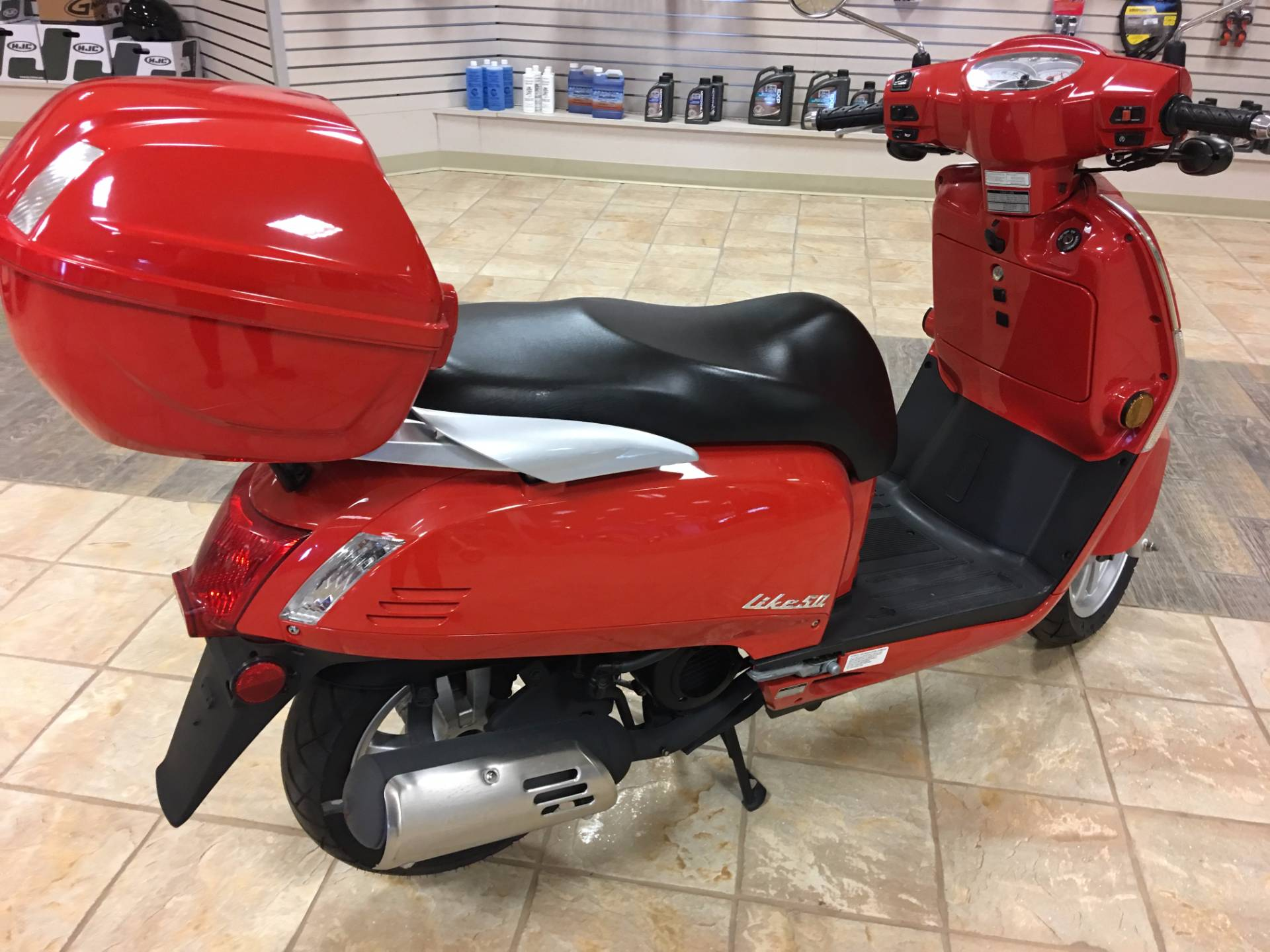 2013 Kymco KWANG YANG LIKE 50 in Clearwater, Florida