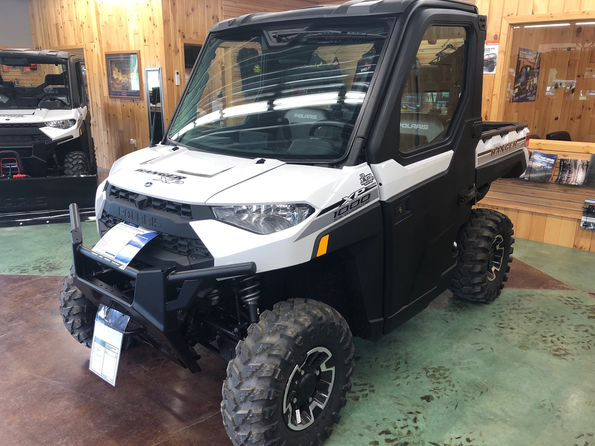 2019 Polaris Ranger XP 1000 EPS Northstar Edition Ride Command in Park Rapids, Minnesota - Photo 2