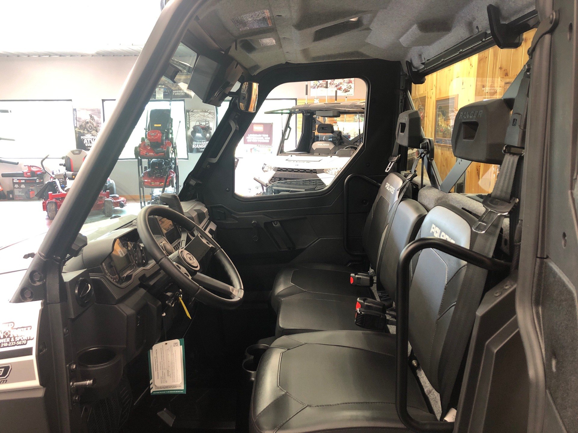 2019 Polaris Ranger XP 1000 EPS Northstar Edition Ride Command in Park Rapids, Minnesota - Photo 5