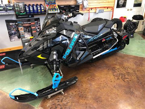 2020 Polaris 800 Switchback Pro-S SC in Park Rapids, Minnesota