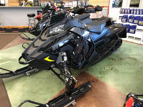2021 Polaris 850 Switchback Assault 144 Factory Choice in Park Rapids, Minnesota - Photo 1