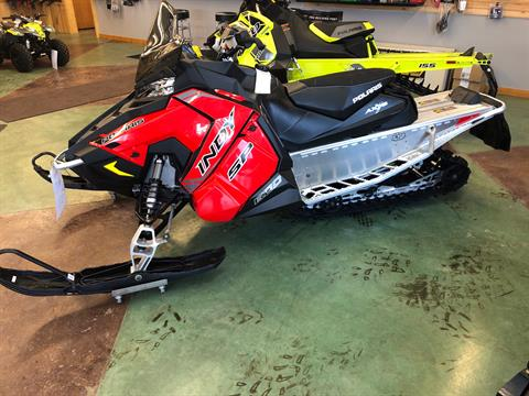 2019 Polaris 600 INDY SP 129 ES in Park Rapids, Minnesota