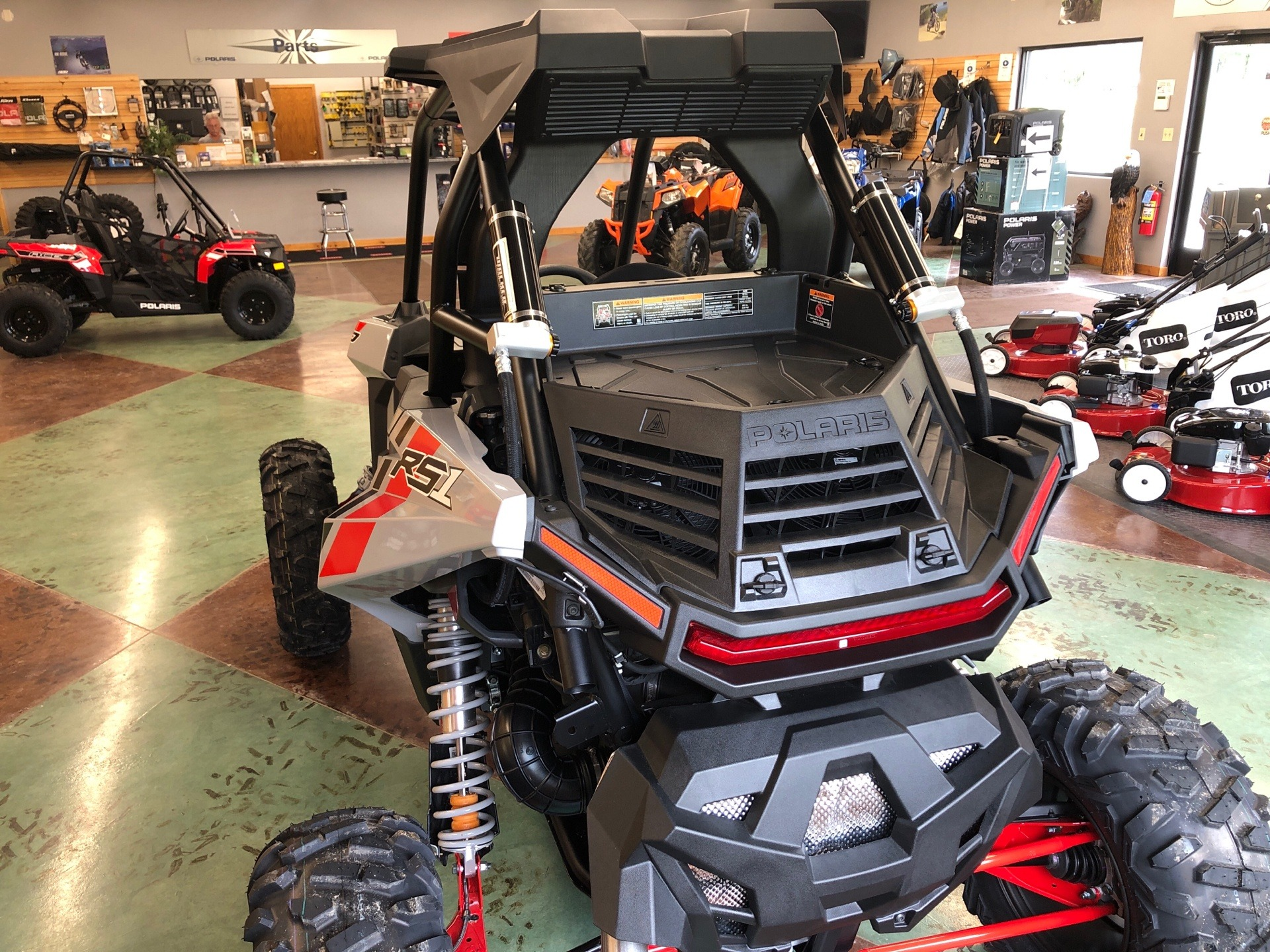 2020 Polaris RZR RS1 in Park Rapids, Minnesota - Photo 4
