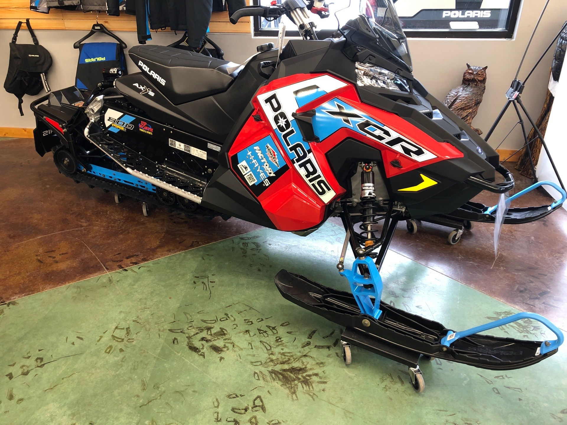 2020 Polaris 800 Switchback XCR SC in Park Rapids, Minnesota - Photo 1