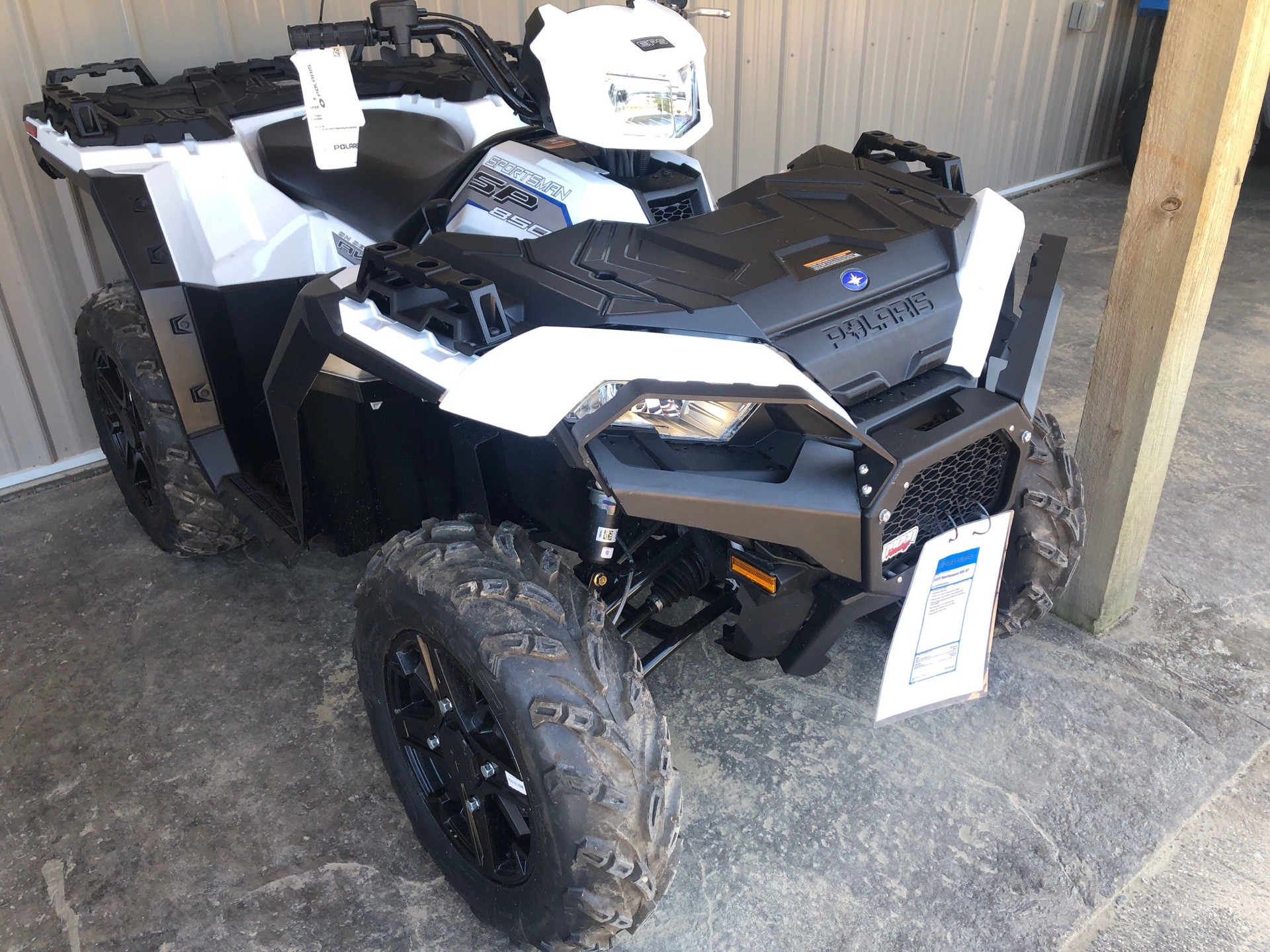 2019 Polaris Sportsman 850 SP in Park Rapids, Minnesota - Photo 3