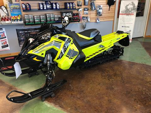 2019 Polaris 800 PRO-RMK 155 SnowCheck Select 3.0 in Park Rapids, Minnesota