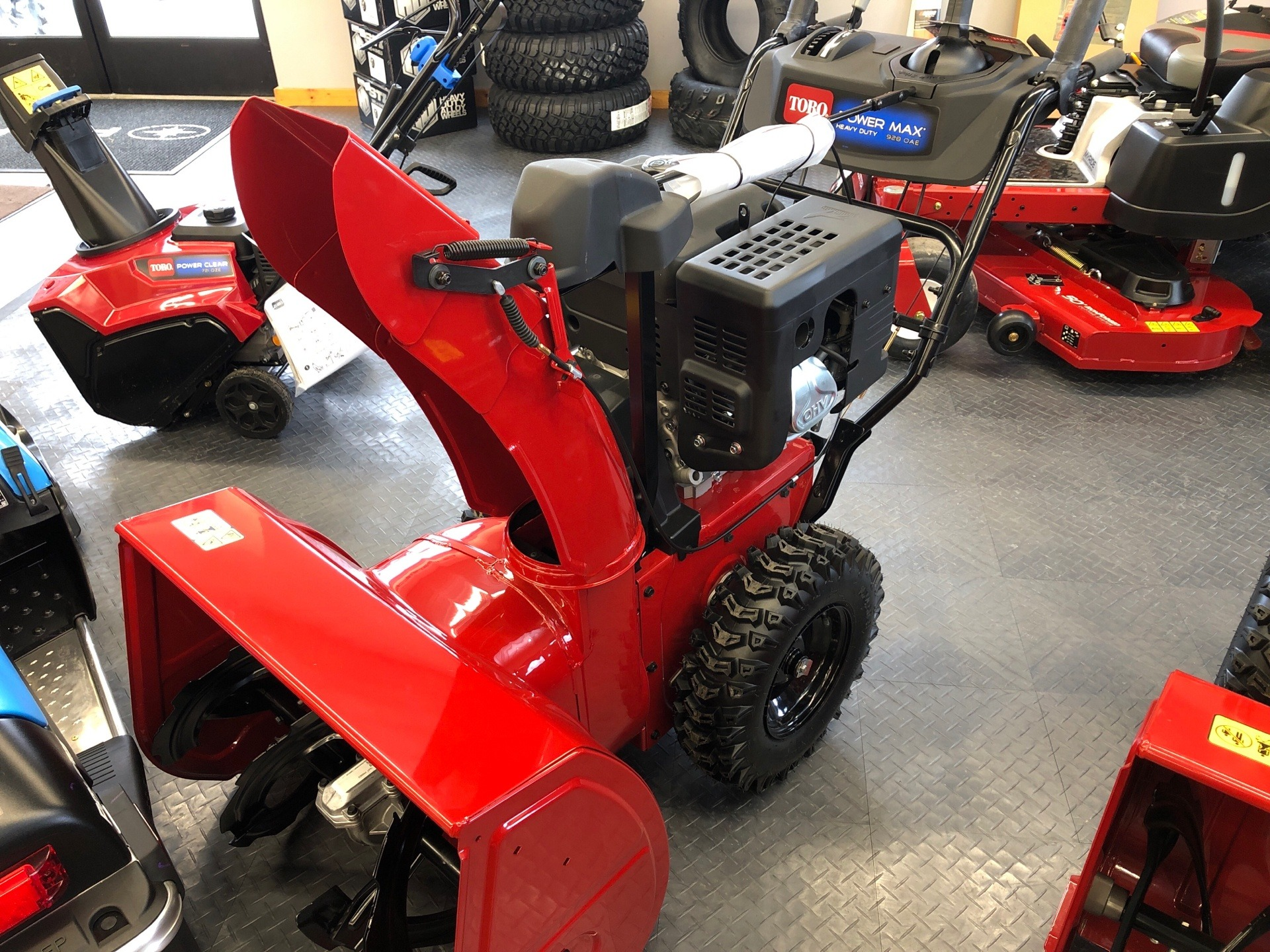 Toro 28 in. Power Max® HD 928 OAE in Park Rapids, Minnesota - Photo 1
