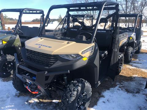 2020 Polaris Ranger 1000 Premium + Winter Prep Package in Park Rapids, Minnesota - Photo 1