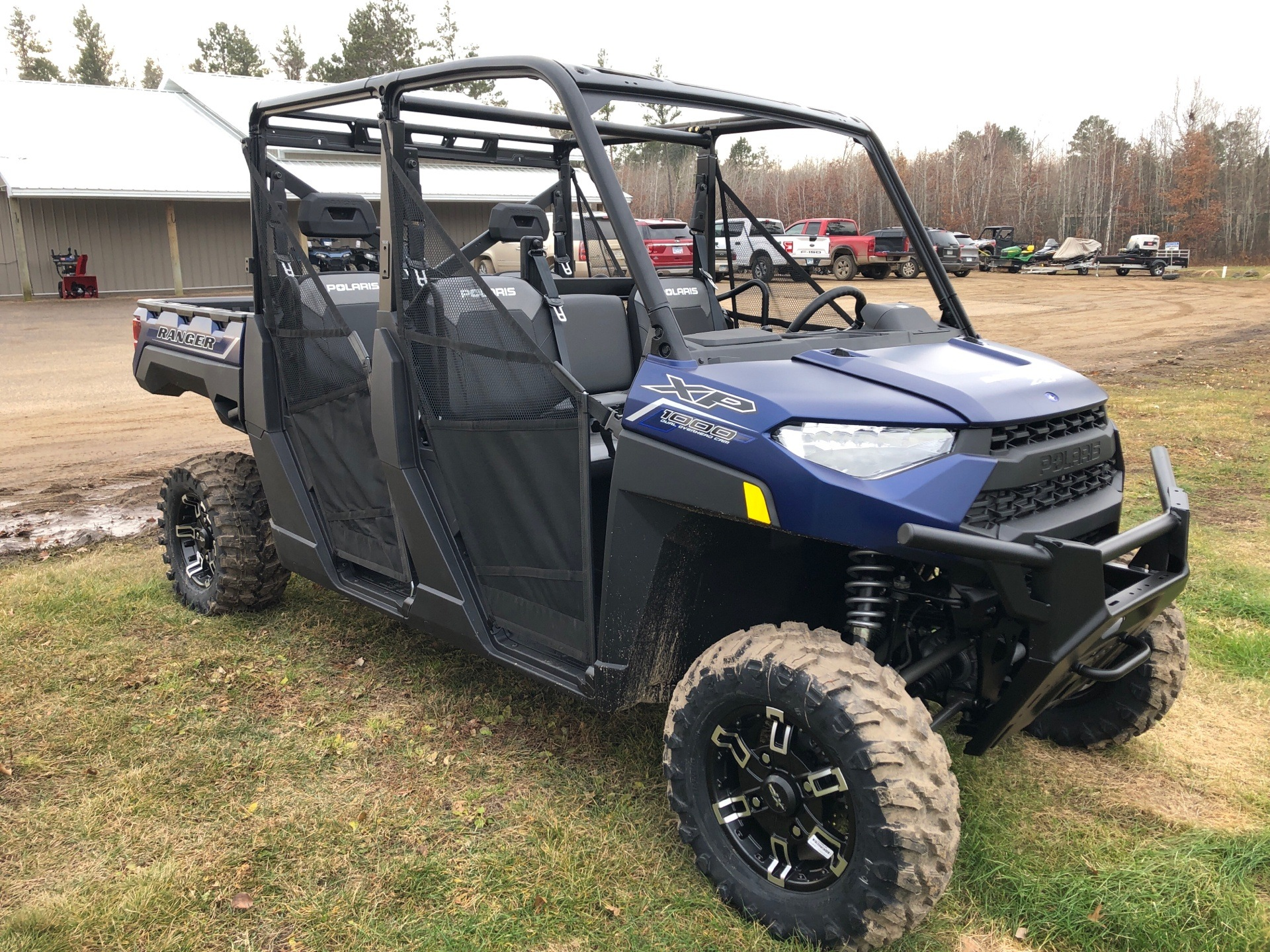 2021 Polaris Ranger Crew XP 1000 Premium in Park Rapids, Minnesota - Photo 2