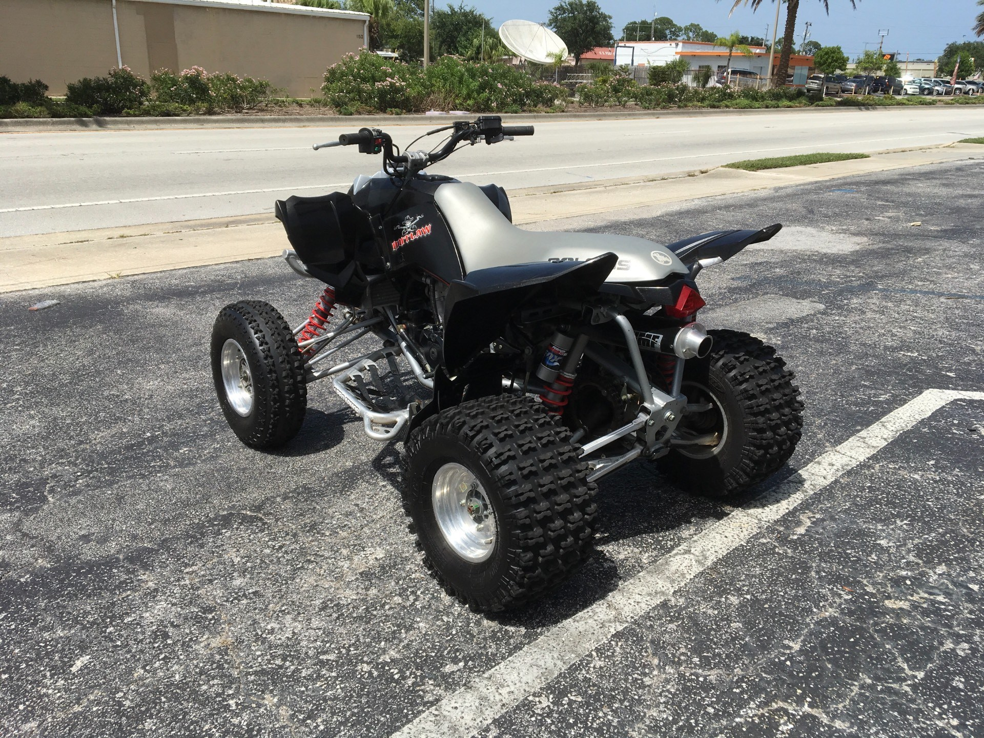 2006 Polaris Outlaw in Cocoa, Florida - Photo 4