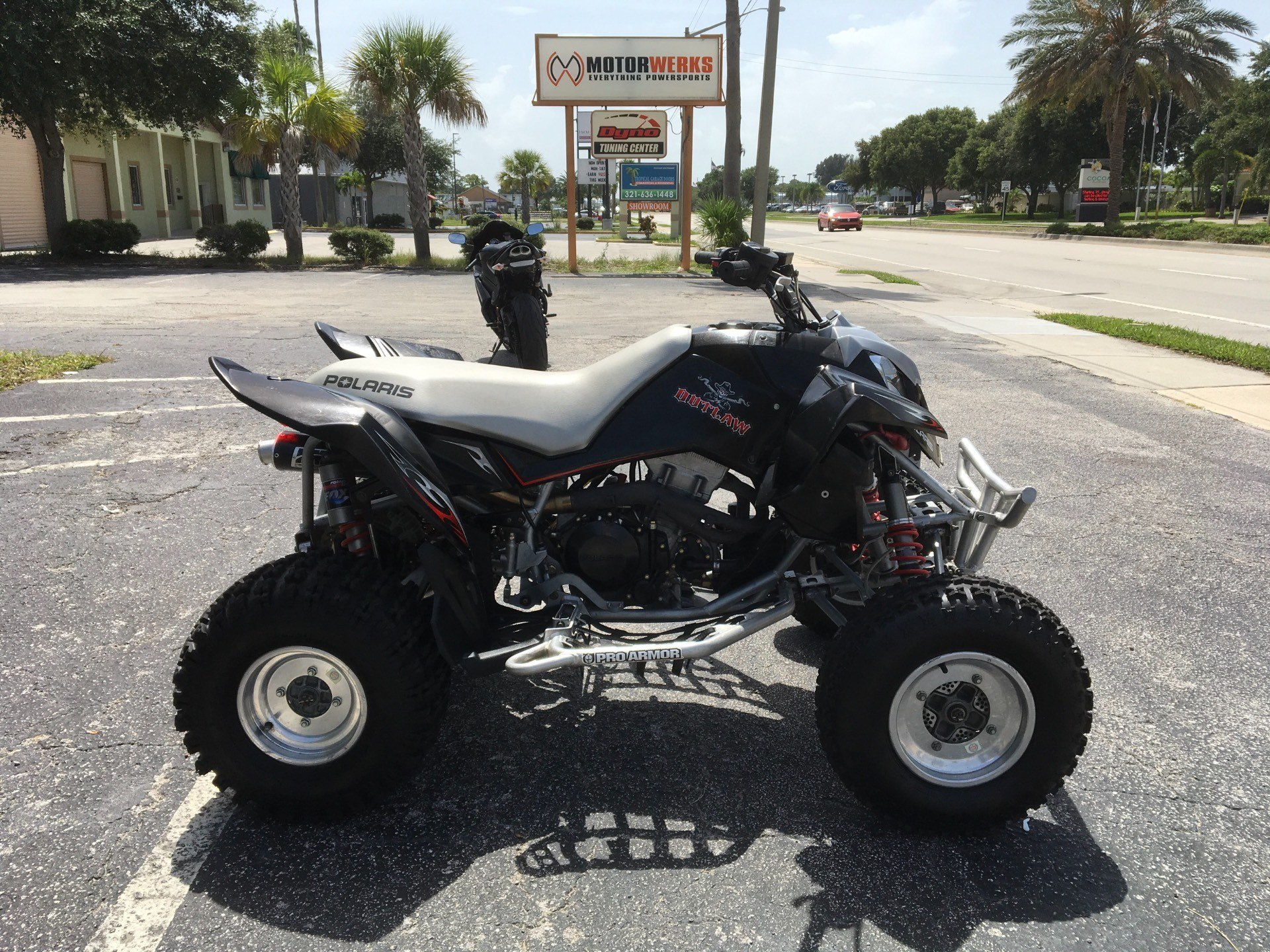 2006 Polaris Outlaw in Cocoa, Florida - Photo 7