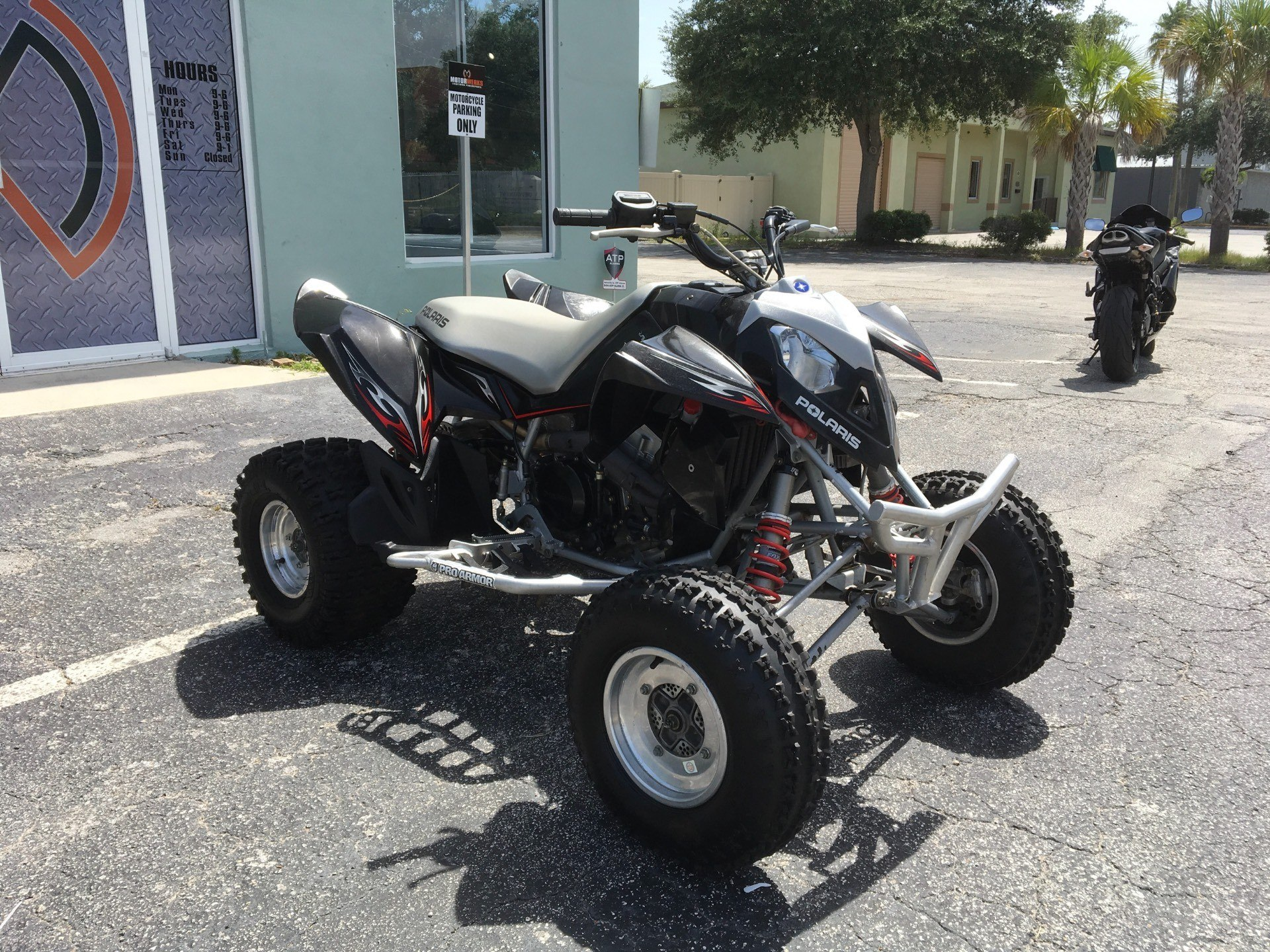 2006 Polaris Outlaw in Cocoa, Florida - Photo 8