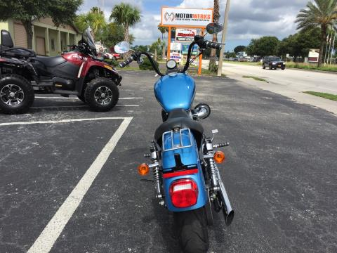 2011 Harley-Davidson Sportster® 883 SuperLow™ in Cocoa, Florida