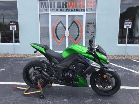 2013 Kawasaki Z1000 in Cocoa, Florida - Photo 1