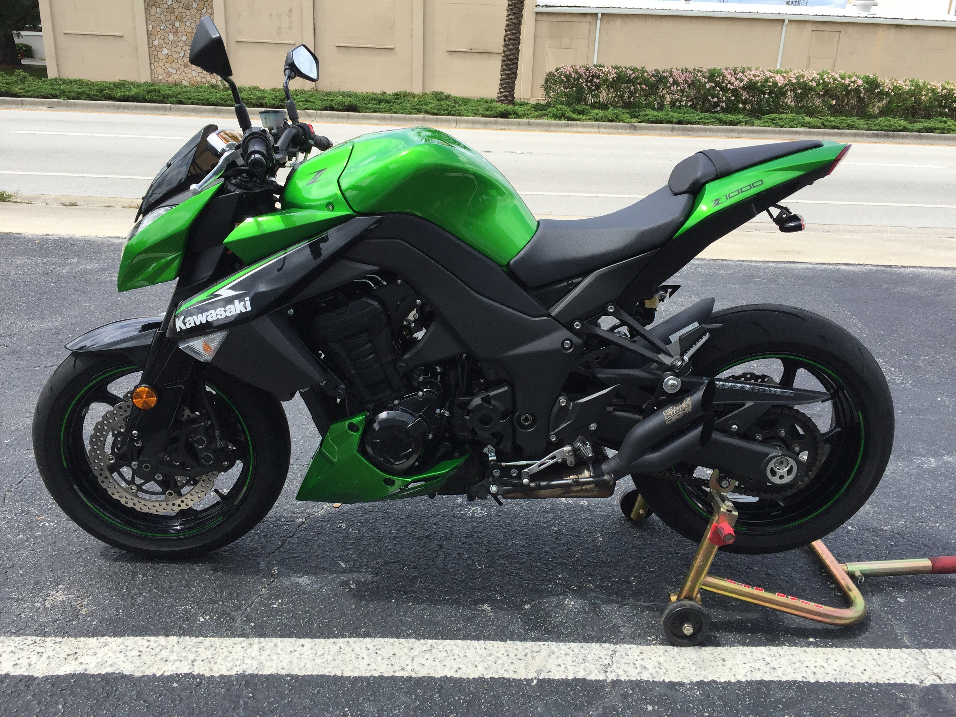 2013 Kawasaki Z1000 in Cocoa, Florida - Photo 7