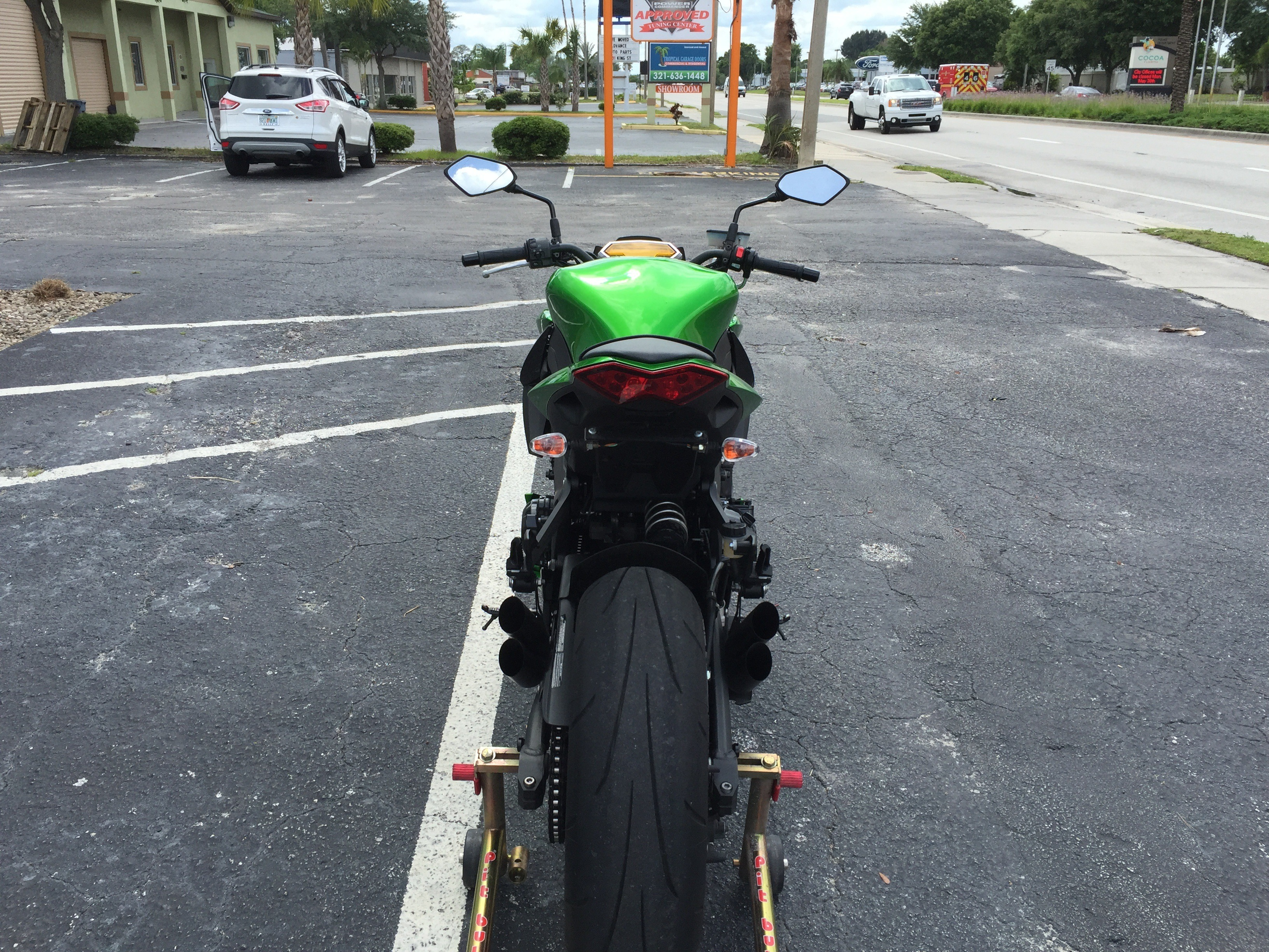 2013 Kawasaki Z1000 in Cocoa, Florida - Photo 9
