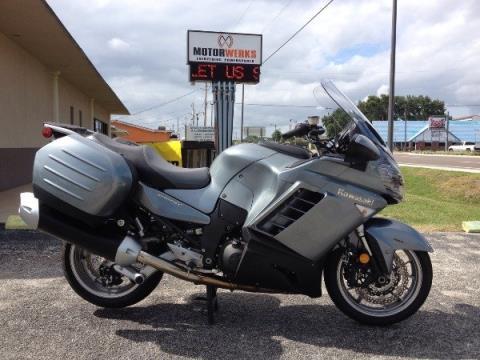 2008 Kawasaki CONCOURS in Cocoa, Florida
