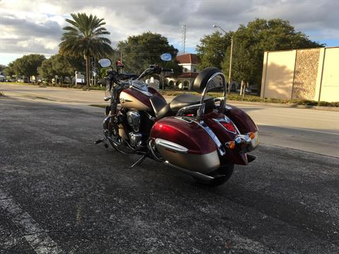 2009 Kawasaki Vulcan Nomad in Cocoa, Florida - Photo 5