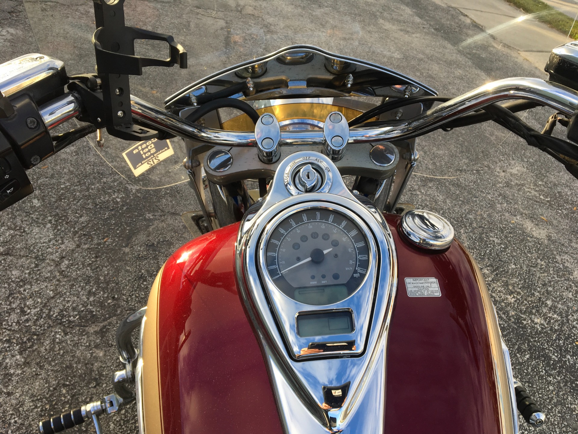 2009 Kawasaki Vulcan Nomad in Cocoa, Florida - Photo 10