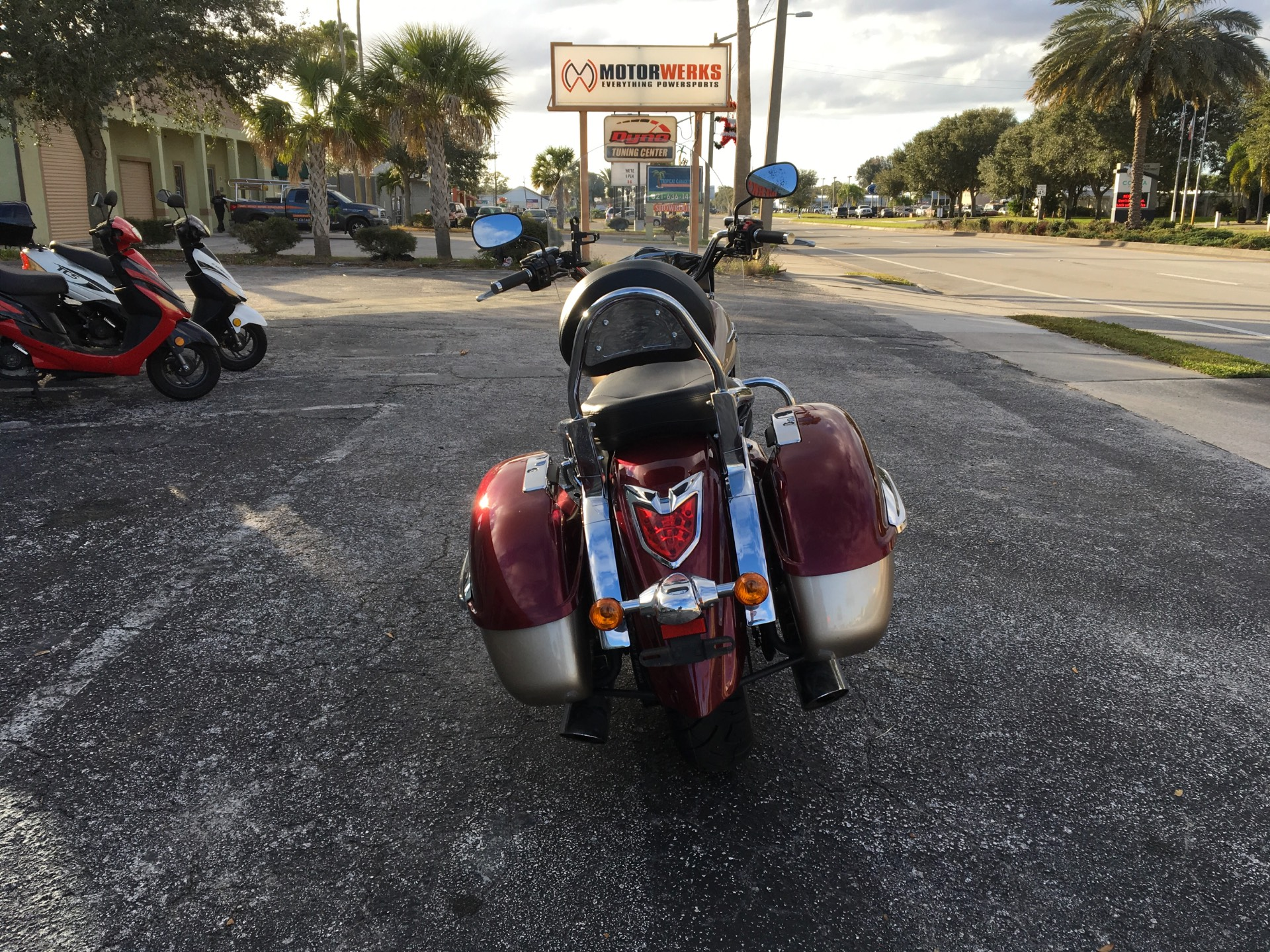 2009 Kawasaki Vulcan Nomad in Cocoa, Florida - Photo 11